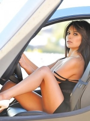Fast and hot with Jazmine